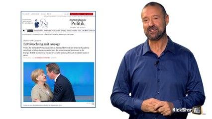 Alex Taylor's European press review . Welcome back soon on www.kickstartv.com!