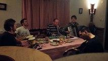 Tragovi band u vinogradu - Uno momento Severina na 2,5 promila
