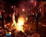 URGENT: Emeutes à Oran et Alger Bab El Oued ce soir
