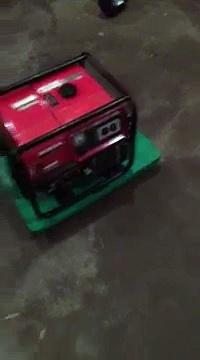 Honda em2500 generator (Honda gx160 MOTOR)