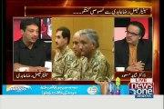 Kia Dharne Ke Peche Gen Pasha Aur Gen Zahir ul Islam The..Faisal Raza Abidi Respones