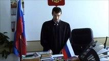 Пермь 19.3 суд над Матросовым ПОСТАНОВЛЕНИЕ