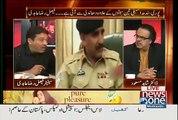 Kia Dharne Ke Peche Gen Pasha Aur Gen Zahir ul Islam The- Faisal Raza Abidi Response