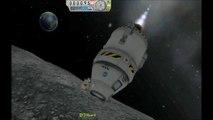 KSP(Kerbal Space Program) Moon landing conspiracy theories
