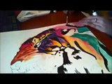 ROAR Painting - Speed Painting