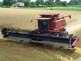 Ayars Farms, 2009 wheat harvest