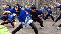 Whitstable Oyster Festival 2015-Japanese Fisherman's Dance (Sohran Bushi)