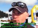 Championnats de France de ski de fond et de biathlon aux Saisies