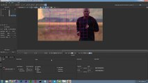 """Tutorial: """"Make it Rain"""" with Boris FX and mocha AE (After Effects version)"""