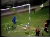 PSV - FC Wageningen 1-6 (21-12-1977, samenvatting met alle doelpunten)