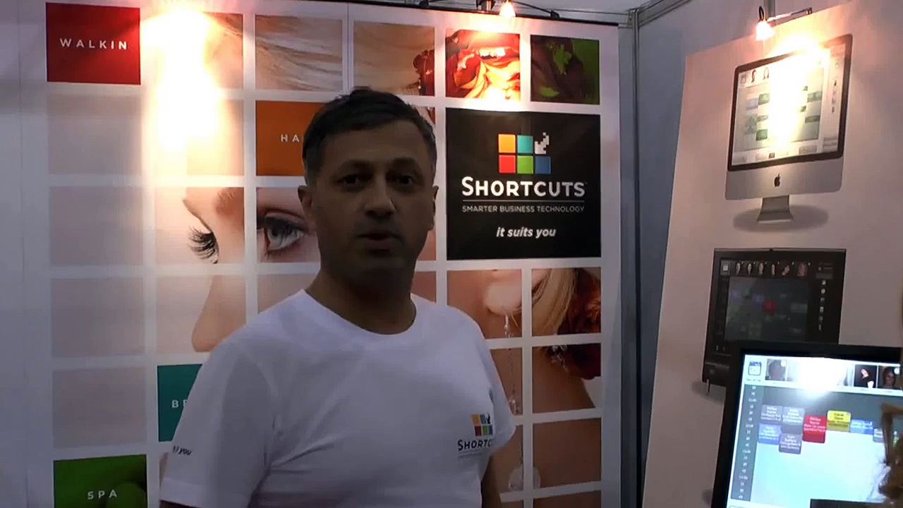 Shortcuts Software – Live Trade Show Demo