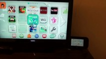 Play Wii Games on the Wii U Gamepad!! (Wii U 4.0 Firmware required)