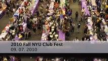 2010 NYU Club Fest & KISO 1st General Meeting