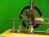 Neuer Stirlingmotor HHV-08-250 von Werner Wiggers