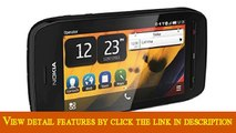 Get Nokia 603 Factory Unlocked GSM Symbian OS 3G Touchscreen Smartphone - Black Product images