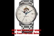 REVIEW Baume & Mercier Men's 8833 Classima Executives Automatic Silver Dial Watch