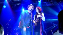Ingrid Michaelson + Greg Laswell - The Light In Me live at Highline Ballroom, NYC [10/21]
