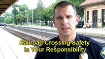 Western Northeast Railroad Crossing Safety Video (HQ