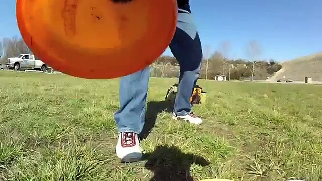 Dog Collar Cam (under neck mount) Disc (Frisbee) Dog