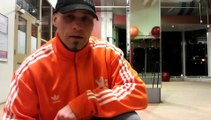 Boxing Footwork - Create Angles like Pernell Whitaker - Бокс - Boxeo - 복싱 - Boxen