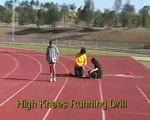 Sprinting Drills for Kids