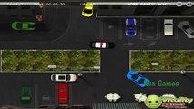 Police Car Parking  Sergeant Cooper patrol streets  cartoon about police cars  Police car games