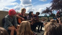 Cant Take Back The Bullet - Hey Violet (ROWYSO Acoustic Hangout Edmonton)
