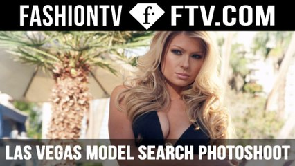 Las Vegas International Model Search Photoshoot