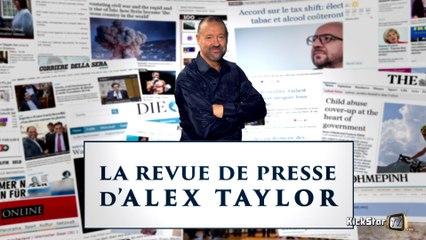 Enfin le retour de la revue de presse d'Alex Taylor sur KickStarTV.com !