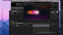 FREE Galaxy Gaming 2D After Effects Intro Template + FULL Tutorial - Free 2D Intro #70