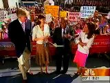 Diet Coke and Mentos (Today Show)