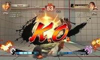 Ultra Street Fighter IV battle: Dee Jay vs Ryu