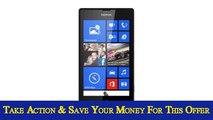 "Check Nokia Lumia 520 8GB 4""Unlocked GSM Windows 8 Smartphone - Black - International  Slide"