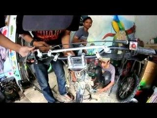 Yamaha Revs Your Bike Variant Airbrush