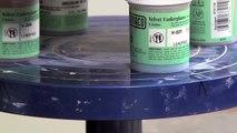 Screen Printing & Mono Printing Techniques | JASON BIGE BURNETT