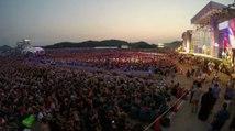 Japon : marée humaine pour le Jamboree mondial du scoutisme