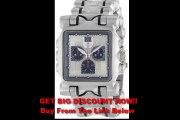 SALE Oakley Men's 10-194 Minute Machine Titanium Bracelet Edition Titanium Chronograph Watch