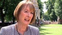 Harriet Harman slams PM over migrant 'swarm'