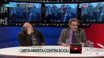 """""""Carta Abierta"""" contra Daniel Scioli (Palabras +, Palabras -)"""