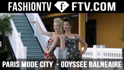 Odyssee Balneaire Runway Show Spring/Summer 2016 pt. 2 | Paris Mode City | FashionTV