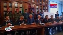 Catanzaro: 'ndrangheta, 34 arresti a Lamezia Terme, colpita cosca Giampà