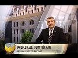 İpek Üniversitesi Rektörü Prof. Dr. Ali Fuat Bilkan