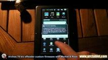 Android 4 0 4 ICS custom firmware for Arnova 10 G2 (alpha