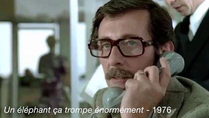 Jean Rochefort en six scènes cultes