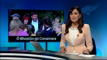 TG4,Marty Walsh,Ó Bhostún go Conamara,Boston Mayor visits Ireland,TG4,Irish-American ethnicity,Carna