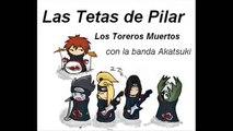 las tetas de Pilar - los toreros muertos   letra