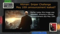 Hitman: Sniper Challenge leaked (Hitman: Absolution)