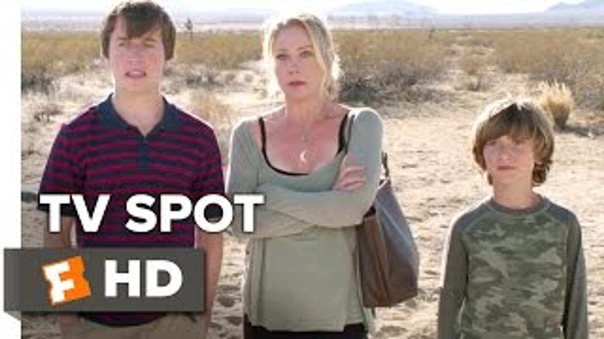 Vacation TV SPOT - Now Playing (2015) - Ed Helms, Leslie Mann Comedy HD