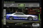 Trucos Need for speed underground 2 skyline 2Fas2Furious