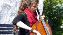 Ida Riegels: Bach - Cello Suite No.3 i-Prelude